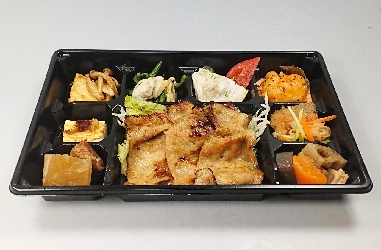ピーチポーク生姜焼き(おかずのみ)