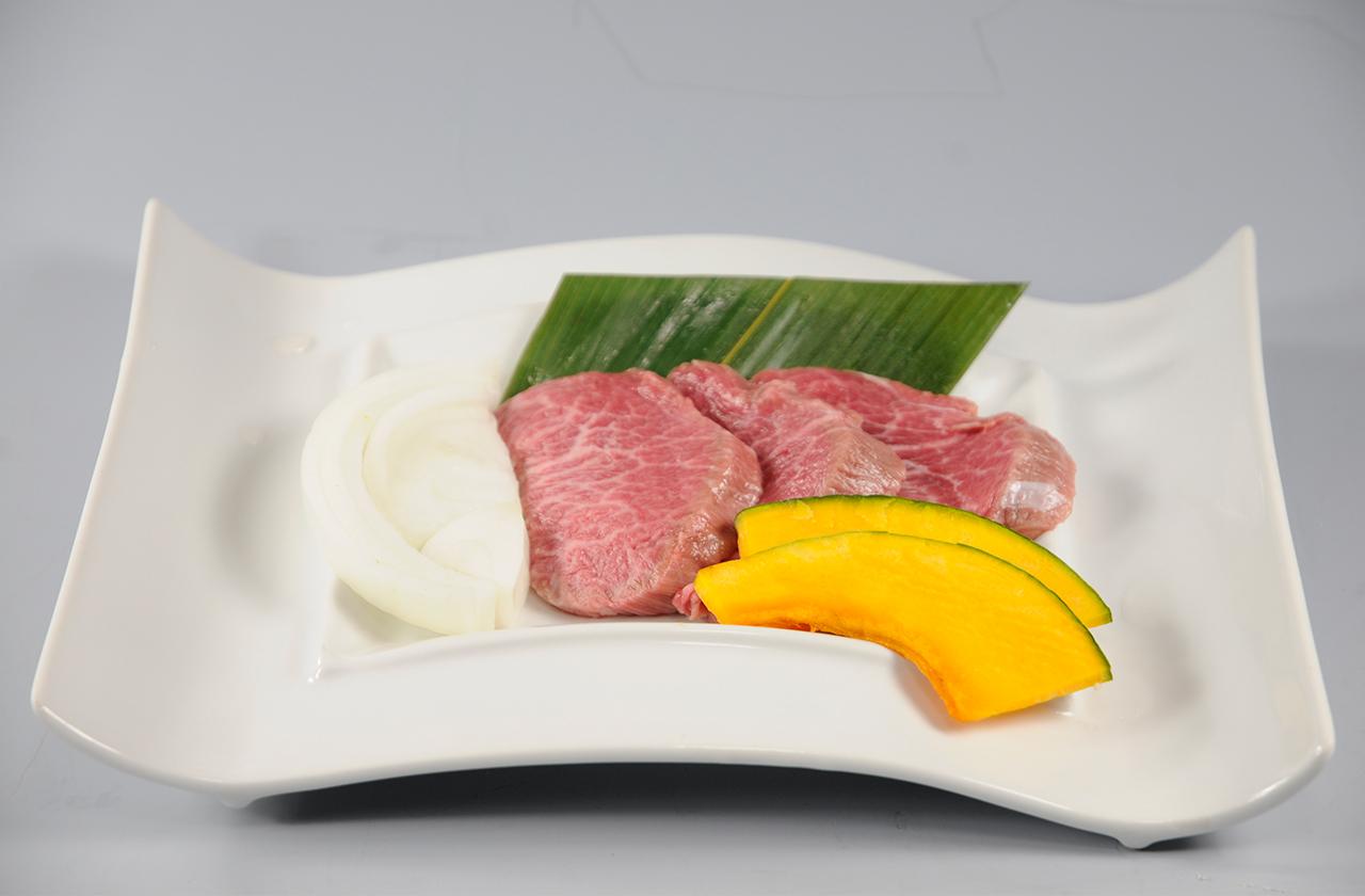 陶板焼き和牛カットステーキ