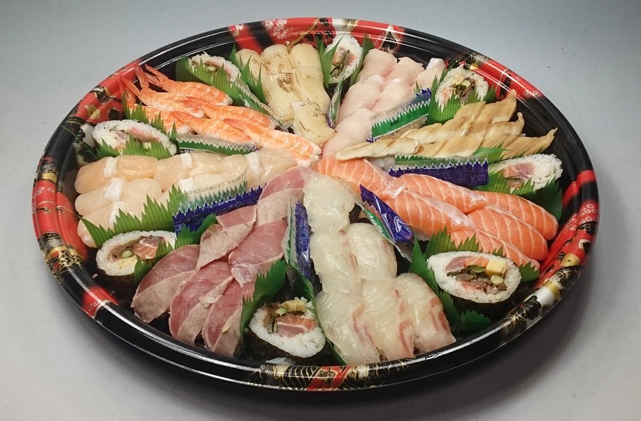 寿司盛り合わせC